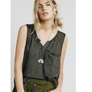We the free Free People tunic tank top small